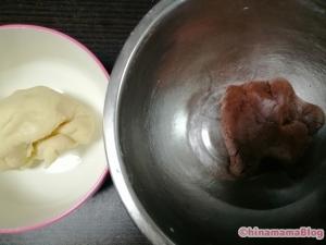 【料理】卵不使用さくさくアイスボックスクッキー作り方7